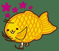 Umaimono Friends sticker #59042