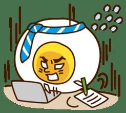 Umaimono Friends sticker #59046