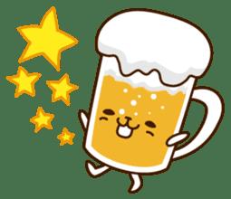 Umaimono Friends sticker #59048