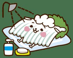 Umaimono Friends sticker #59052