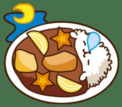 Umaimono Friends sticker #59053
