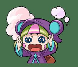 Teku Teku Hero sticker #59135