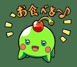 Teku Teku Hero sticker #59136