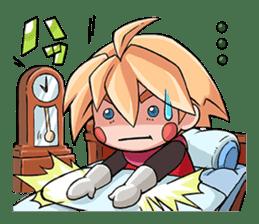 Teku Teku Hero sticker #59138