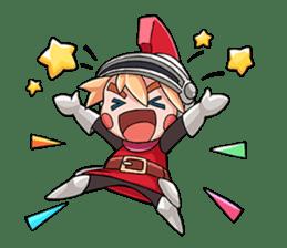 Teku Teku Hero sticker #59139