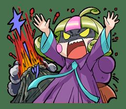 Teku Teku Hero sticker #59145