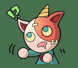 Teku Teku Hero sticker #59146