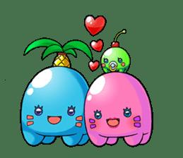 Teku Teku Hero sticker #59147