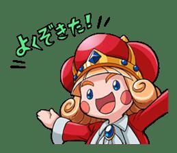 Teku Teku Hero sticker #59150