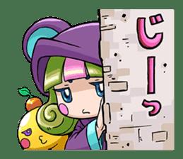 Teku Teku Hero sticker #59151