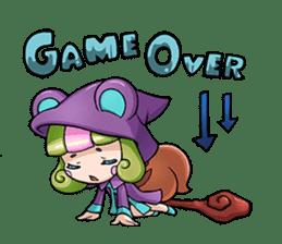 Teku Teku Hero sticker #59153