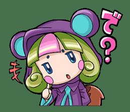 Teku Teku Hero sticker #59155