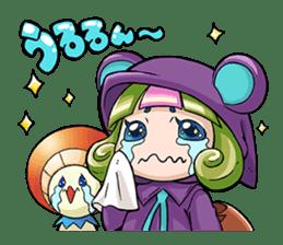 Teku Teku Hero sticker #59159