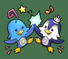 Teku Teku Hero sticker #59160