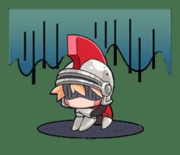 Teku Teku Hero sticker #59161
