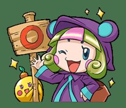 Teku Teku Hero sticker #59165