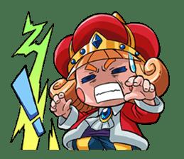 Teku Teku Hero sticker #59170