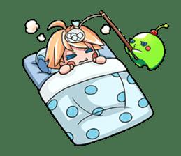 Teku Teku Hero sticker #59171