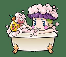 Teku Teku Hero sticker #59172