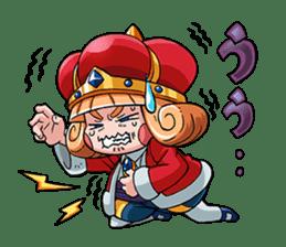 Teku Teku Hero sticker #59173