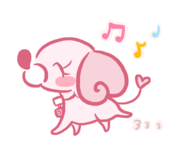 moipooh sticker #59464