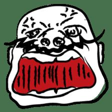 Samurai Kenji sticker #59498