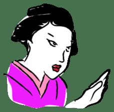 Samurai Kenji sticker #59502