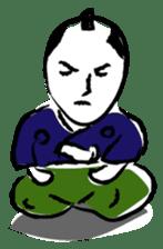 Samurai Kenji sticker #59503