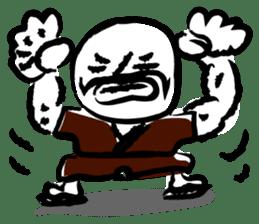 Samurai Kenji sticker #59505