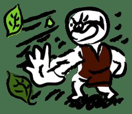 Samurai Kenji sticker #59515