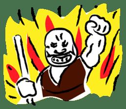 Samurai Kenji sticker #59527