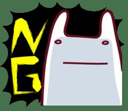 Usagib Usagi sticker #59717
