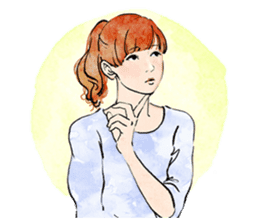 GIRL'S TALK sticker #59827