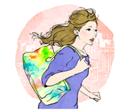 GIRL'S TALK sticker #59846