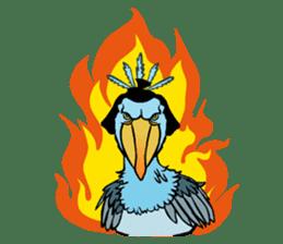 Animal Rikishi sticker #60061
