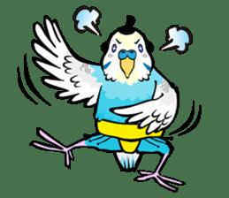 Animal Rikishi sticker #60062