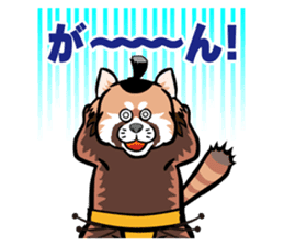 Animal Rikishi sticker #60084