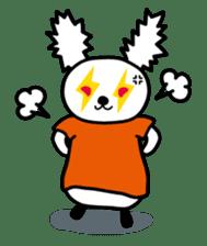 Kimi to Boku no Usaokun sticker #60138