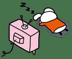 Kimi to Boku no Usaokun sticker #60149