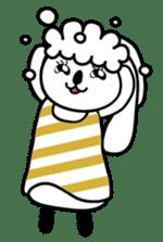 Kimi to Boku no Usaokun sticker #60150