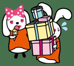 Kimi to Boku no Usaokun sticker #60152