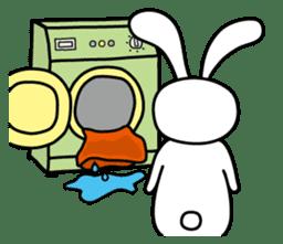 Kimi to Boku no Usaokun sticker #60159
