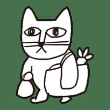 Cat sticker #60298