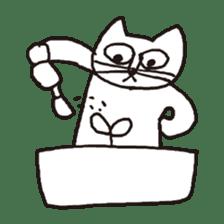 Cat sticker #60332