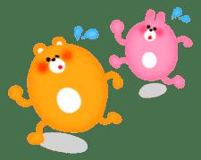 Poko&Lapa sticker #61013