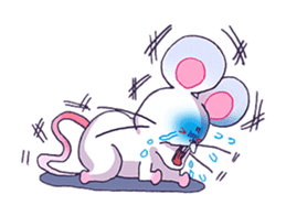 Haccal mouse2 sticker #61297