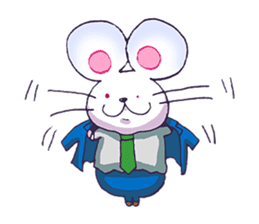 Haccal mouse2 sticker #61311