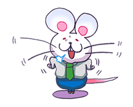 Haccal mouse2 sticker #61330