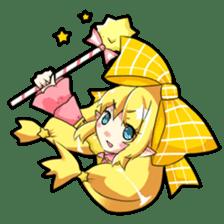 Magical Kukusama sticker #61496