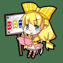 Magical Kukusama sticker #61497
